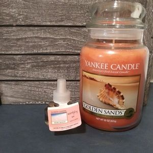 Yankee Candle Lot